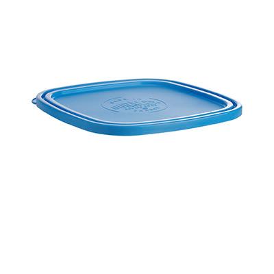 """Duralex CLC20B1 Blue Lid for 7-7/8"""" Square Bowl"""