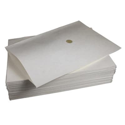 Pitco A6667103 Rectangular Fryer Filter Paper, Envelope