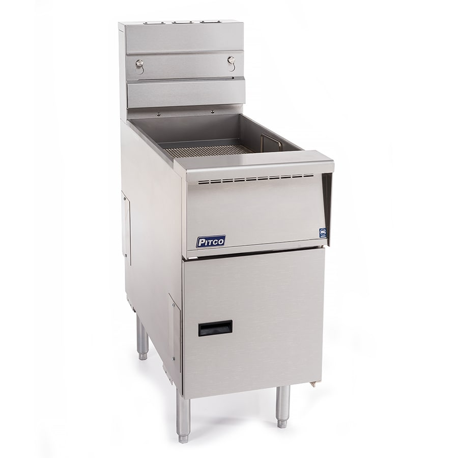 Pitco BNB-SE14 Bread & Batter Cabinet for SE14 Electric Fryers, 115v