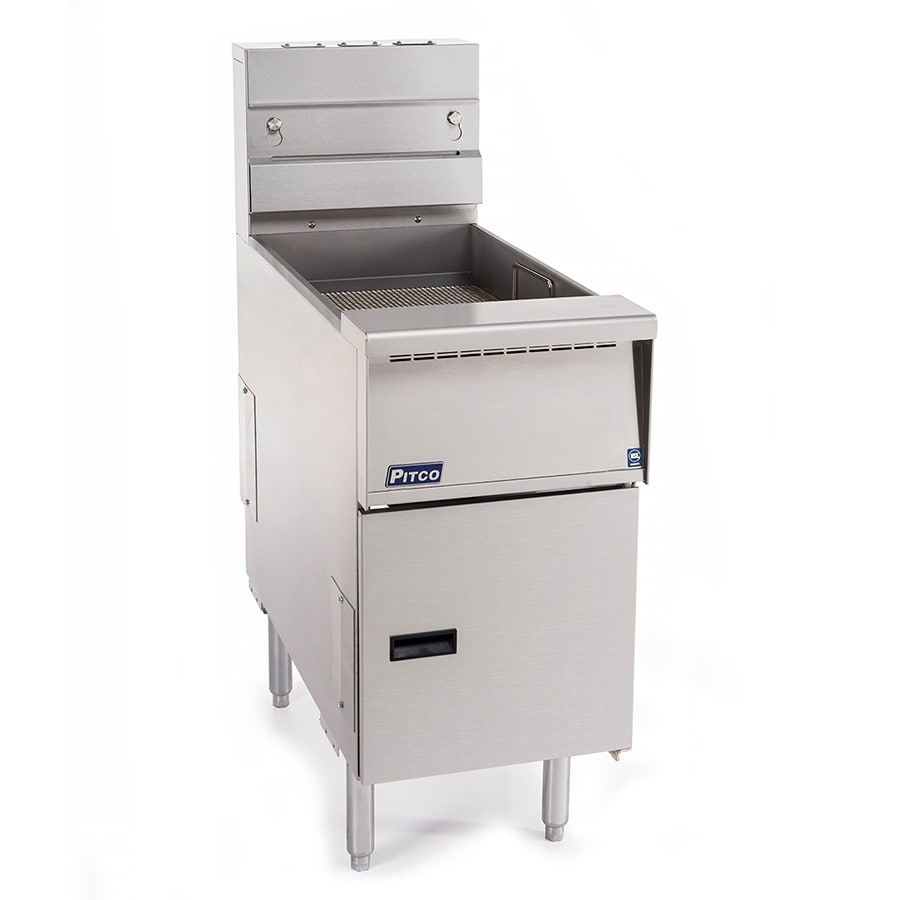 Pitco BNB-SSH60/75 Bread & Batter Cabinet for SSH60/75 Electric Fryers, 115v