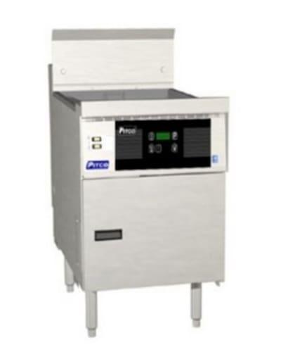 Pitco FBG24-D Gas Fryer - (1) 87-lb Vat, Floor Model, NG