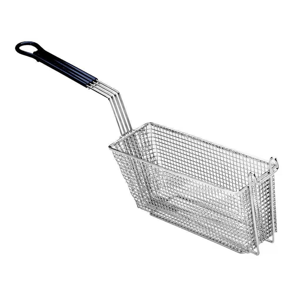 Pitco P6072147 Third Size Fryer Basket, Steel