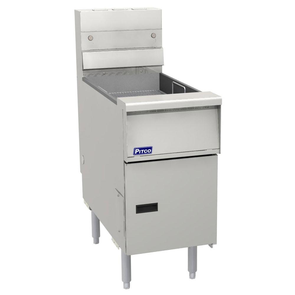 "Pitco SE-BNB-SE14S Bread & Batter Cabinet, 15-5/8""W for SE14 Electric Fryer"