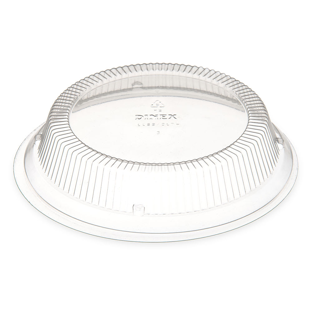 Dinex DX11890174 Disposable Lid for DXSWC12, Clear