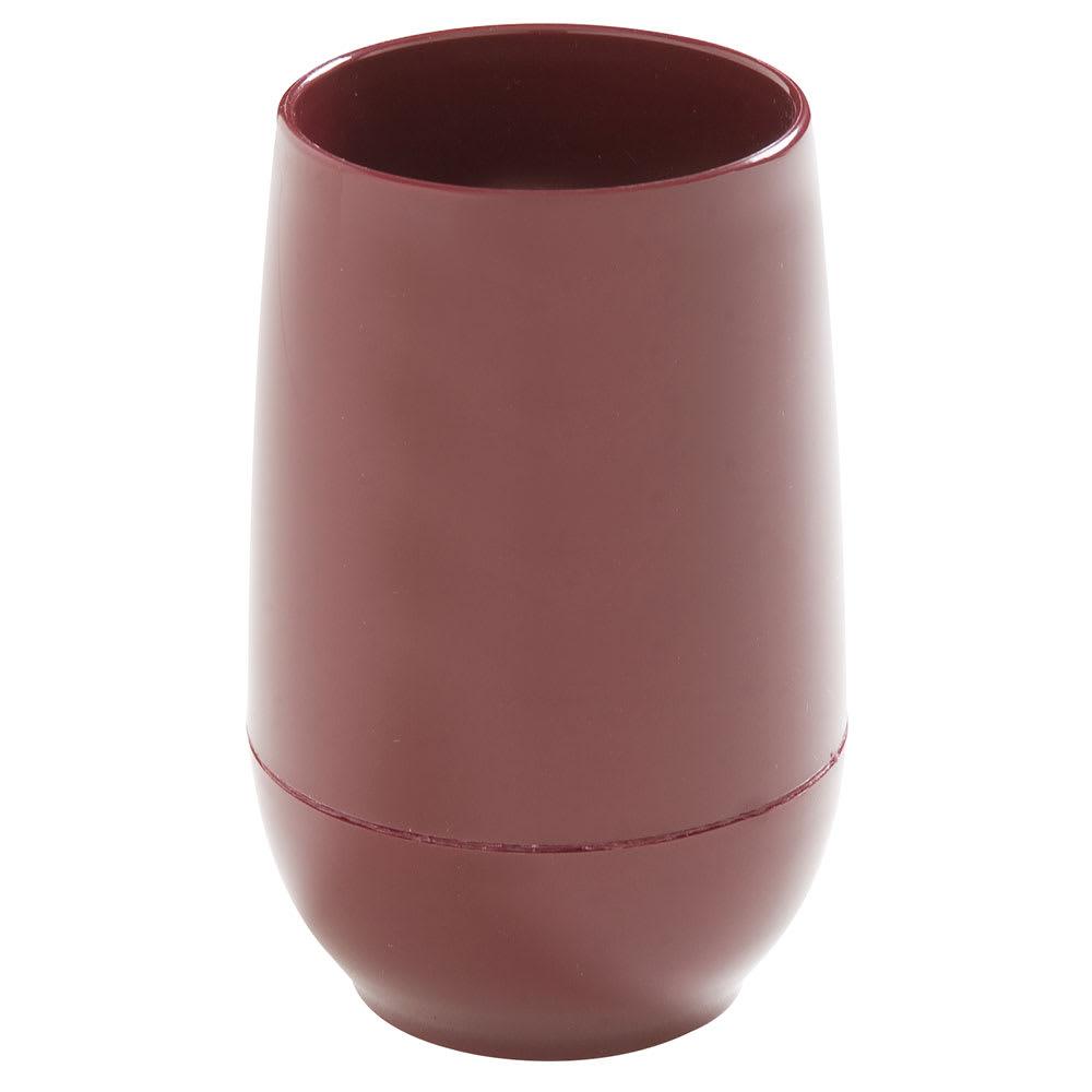 Dinex DX119261 6 oz Classic Juice Tumbler, Cranberry