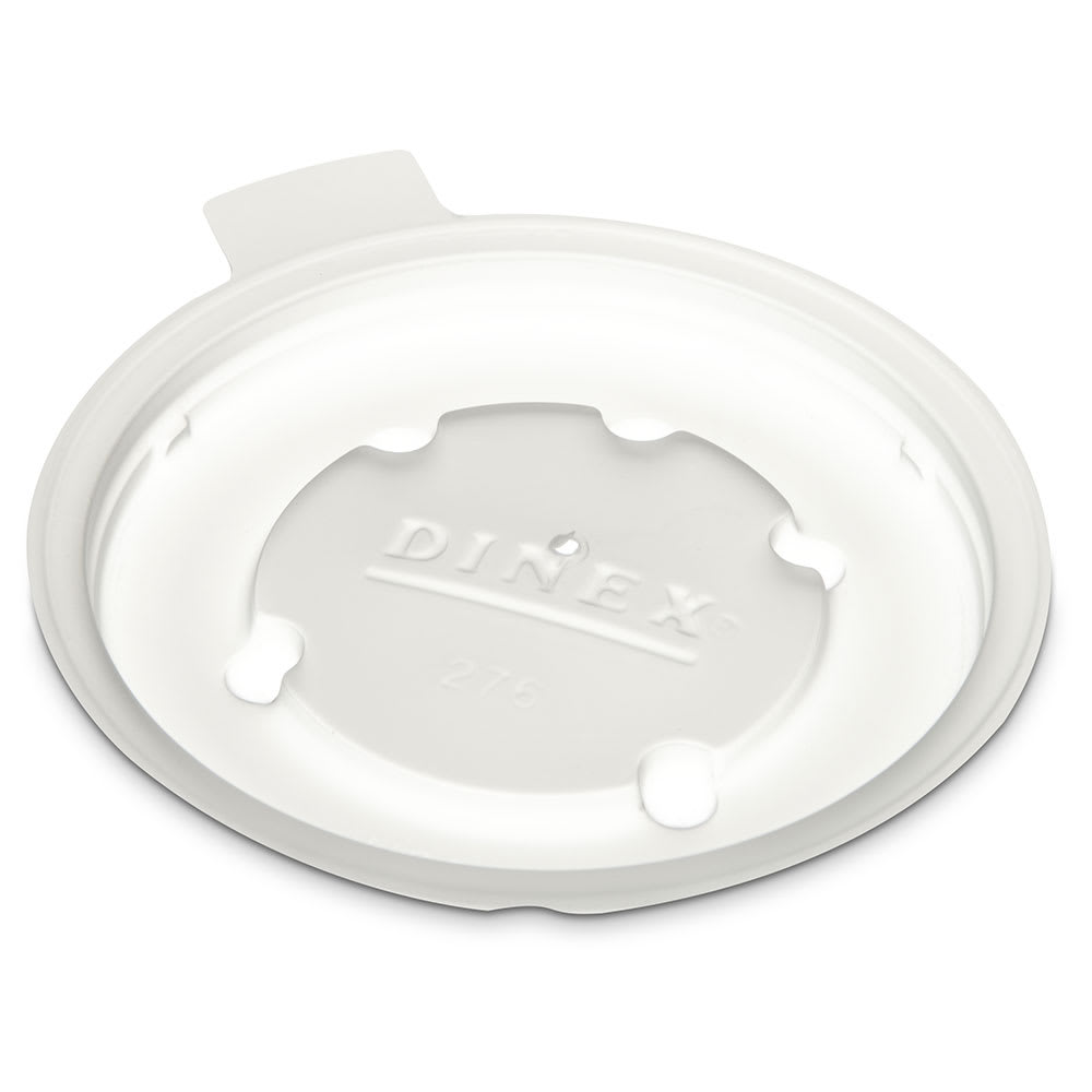 Dinex DX11948700 Disposable Clear Lid for DX1105, DX1190, DX1197, DX3615