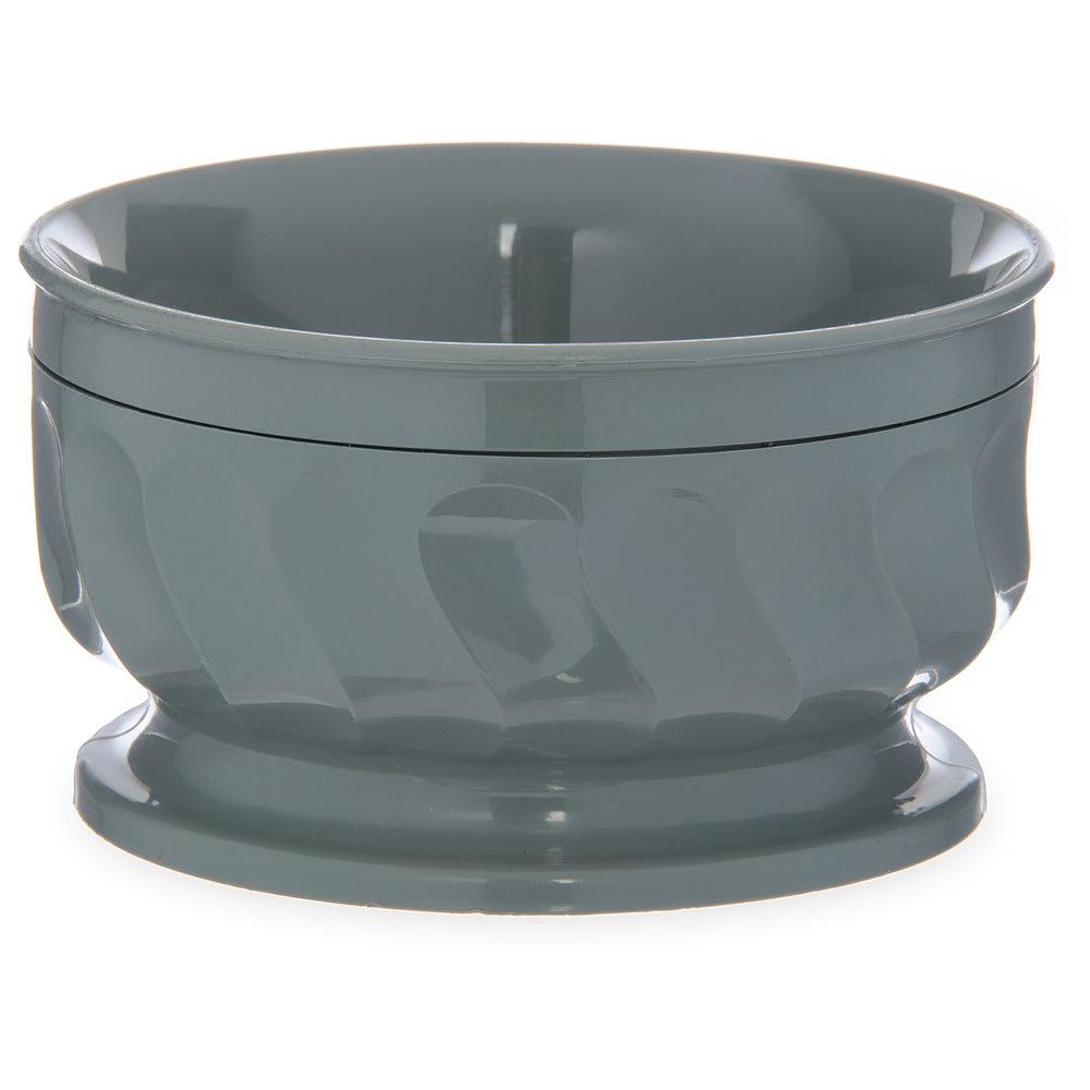 Dinex DX330084 9-oz Insulated Pedestal Base Bowl For Turnbury, Sage