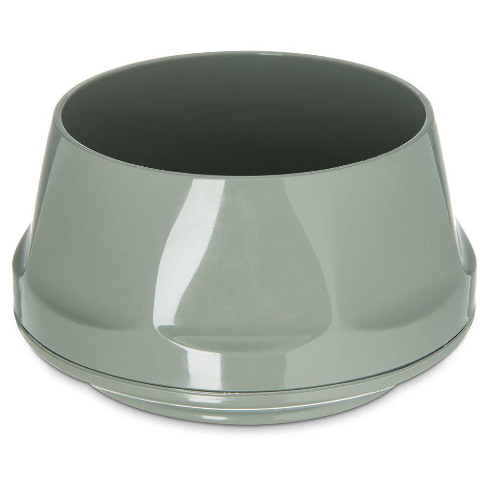 Dinex DX430084 9-oz Heritage Insulated Stackable Bowl, Sage