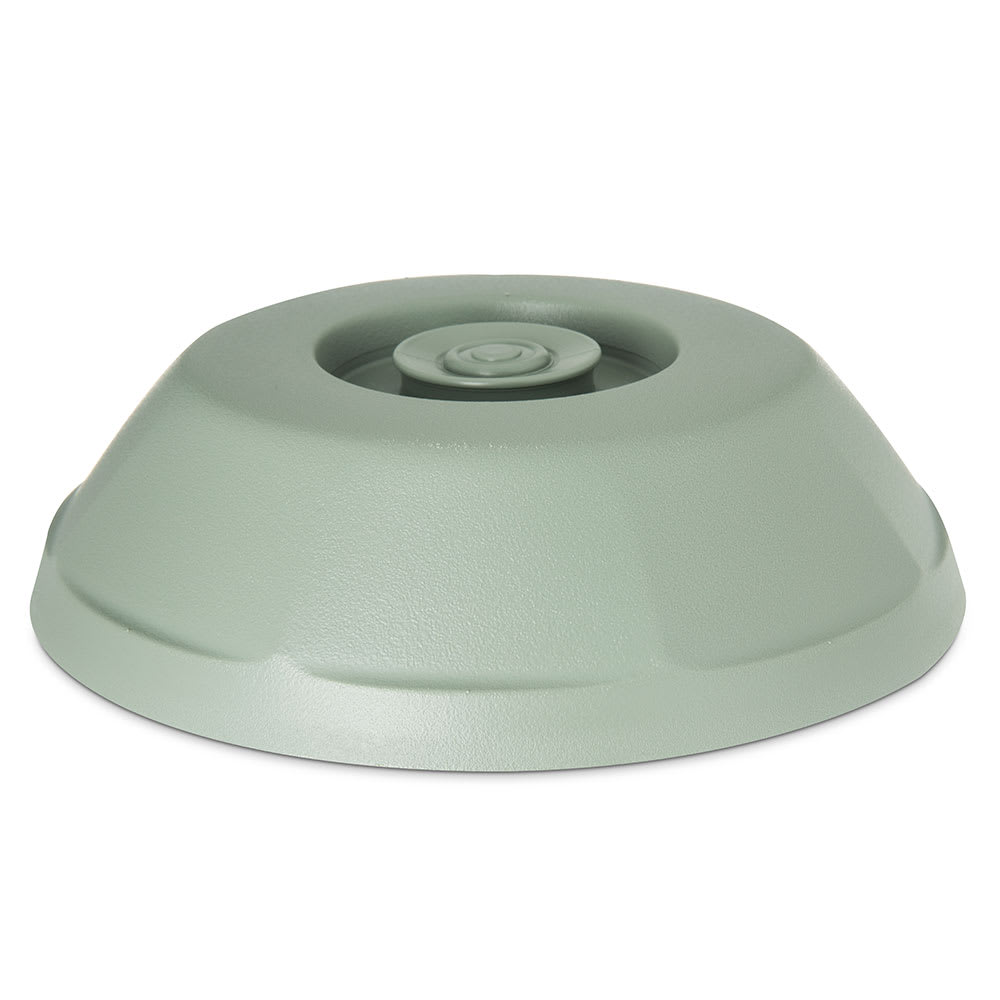 "Dinex DX440084 Heritage Insulated Dome for 9"" Plates - Sage"