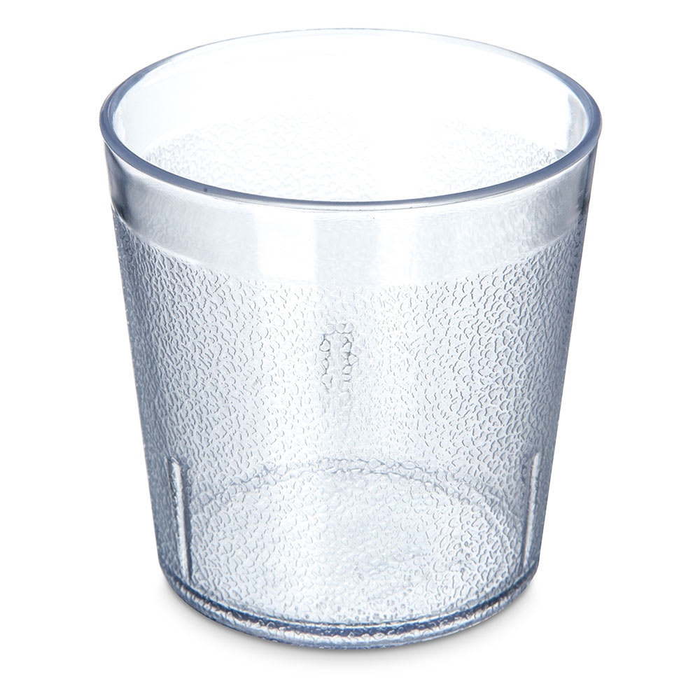 Dinex DX552907 9 oz Pebble Tumbler, Clear