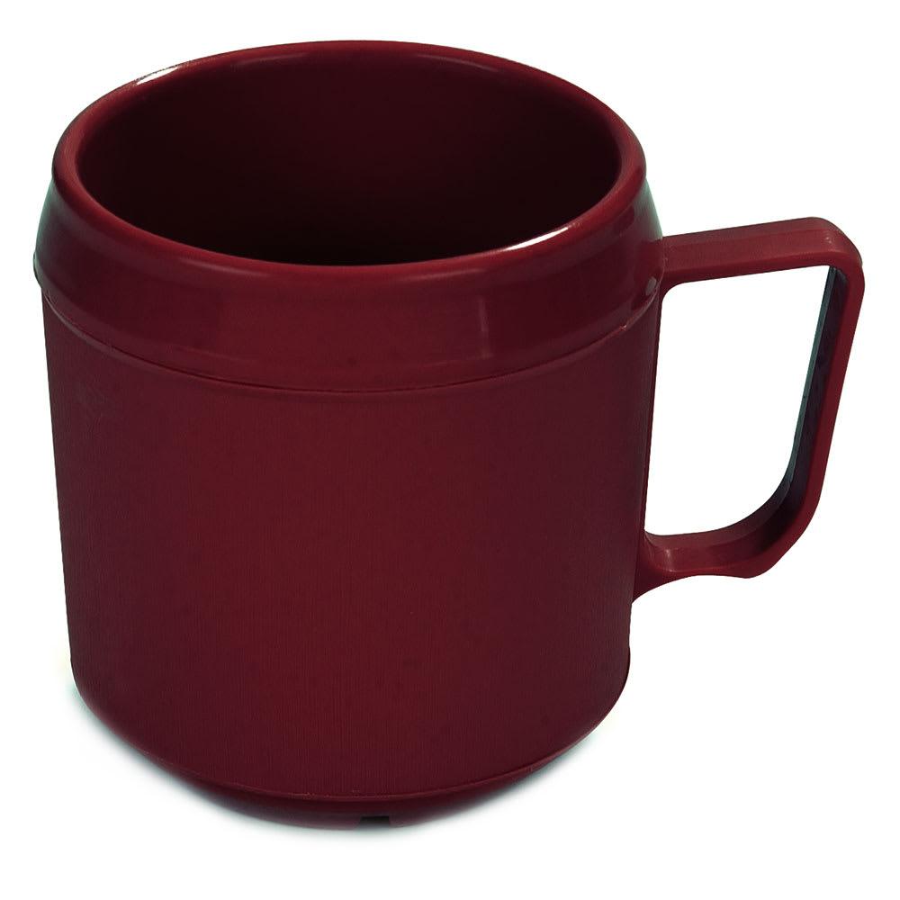 Dinex DX4M61 8-oz Tradition Insulated Reusable Mug, Cranberry