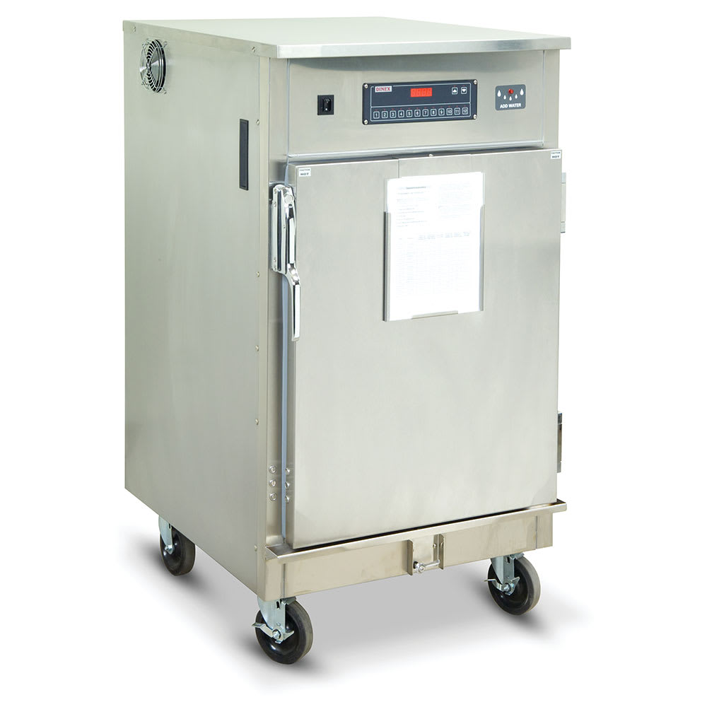 Dinex DXBRC28 Bulk Rethermalization Cabinet w/ 14 Universal Slides, Stainless