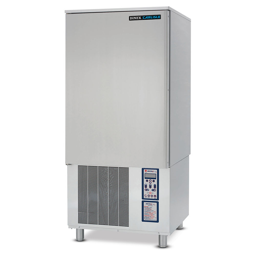"Dinex DXDBC110 32"" Floor Model Blast Chiller - (24) Pan Capacity, 208v/3ph"