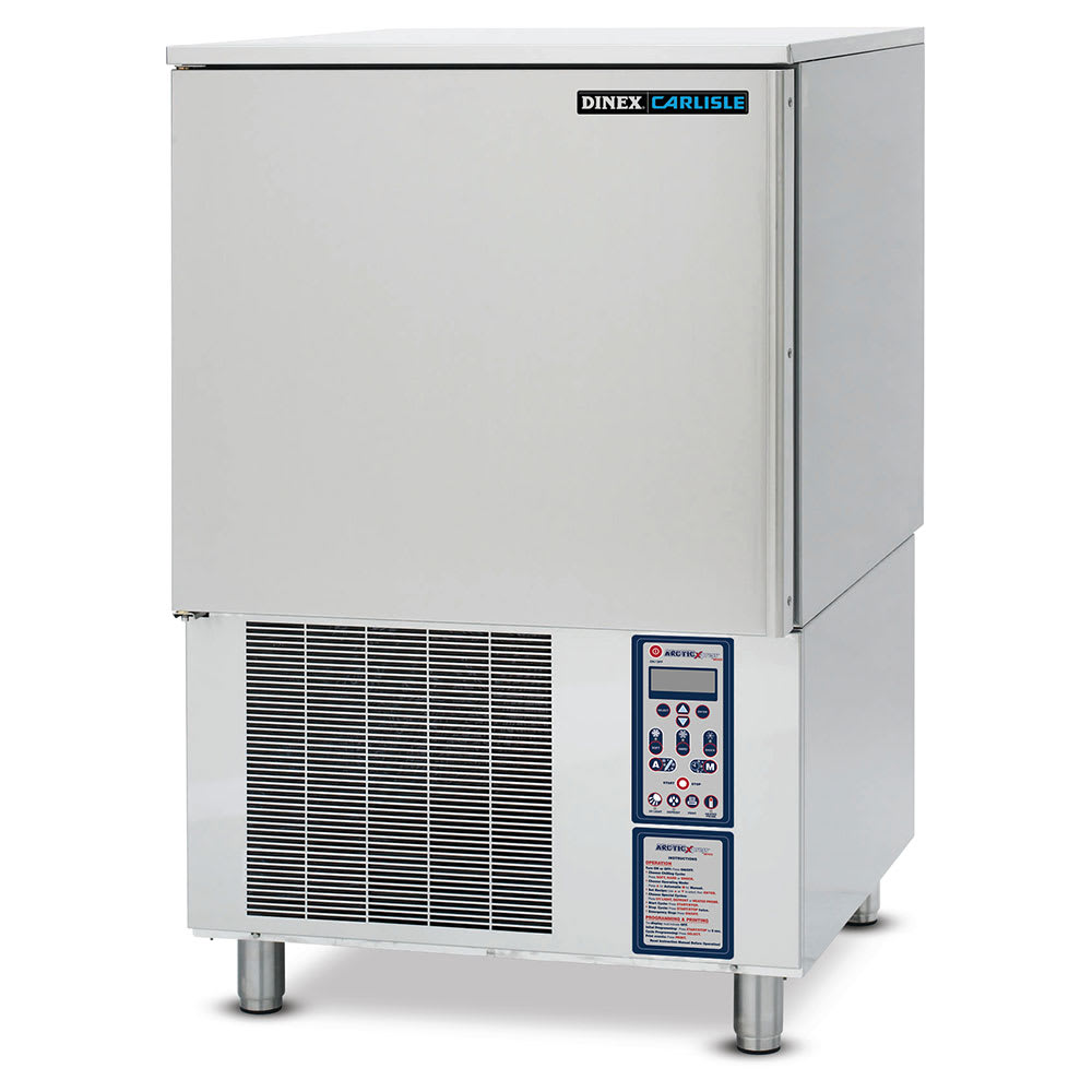 "Dinex DXDBC70 32"" Floor Model Blast Chiller - (14) Pan Capacity, 208v/1ph"