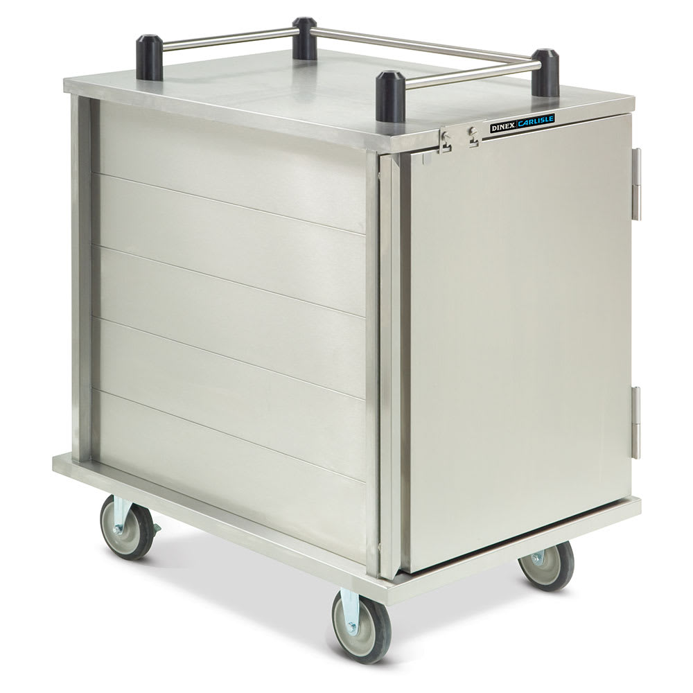 Dinex DXICT10 10-Tray Ambient Meal Delivery Cart