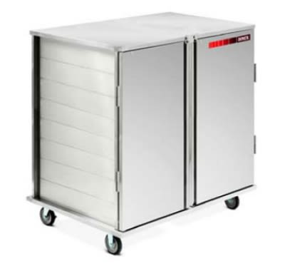 Dinex DXICT242D 24 Tray Ambient Meal Delivery Cart