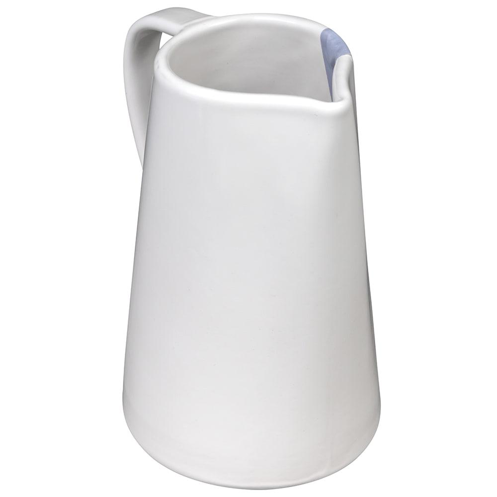 Emile Henry 111540 1 qt Pitcher - Freezer to Oven, Ceramic, Nougat