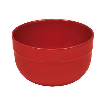 "Emile Henry 346524 8.5"" Round Ceramic Mixing Bowl w/ 3.3-qt Capacity, Burgundy"