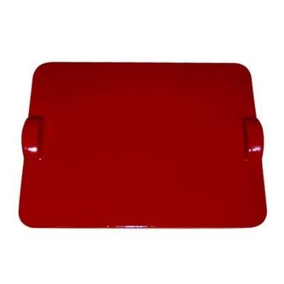 Emile Henry 617518 Rectangular Pizza Stone - Freezer to Oven, Ceramic, Rouge
