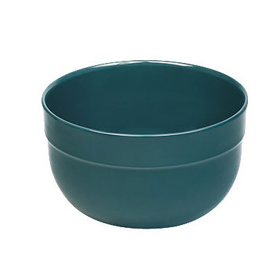 """Emile Henry 976524 8.5"""" Round Ceramic Mixing Bowl w/ 3.3-qt Capacity, Blue Flame"""