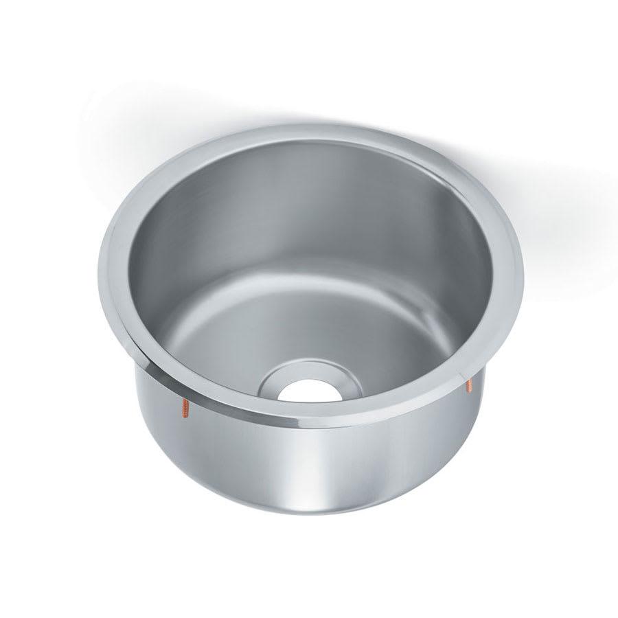 "Vollrath 201260 (1) Compartment Drop-in Sink - 10.75""D"
