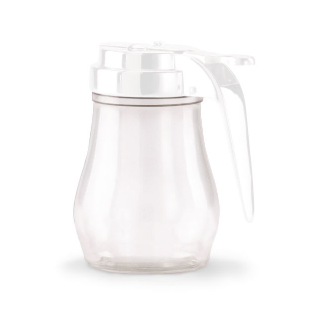 Vollrath 1206LJ Replacement 7-oz Syrup Jar - Clear