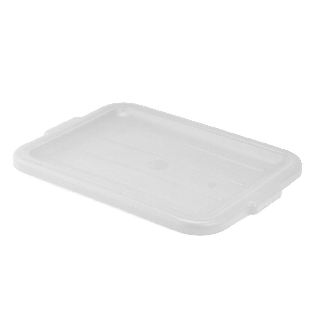 "Vollrath 1522-C05 Food Storage Box Cover - 15x20"", Plastic, White"