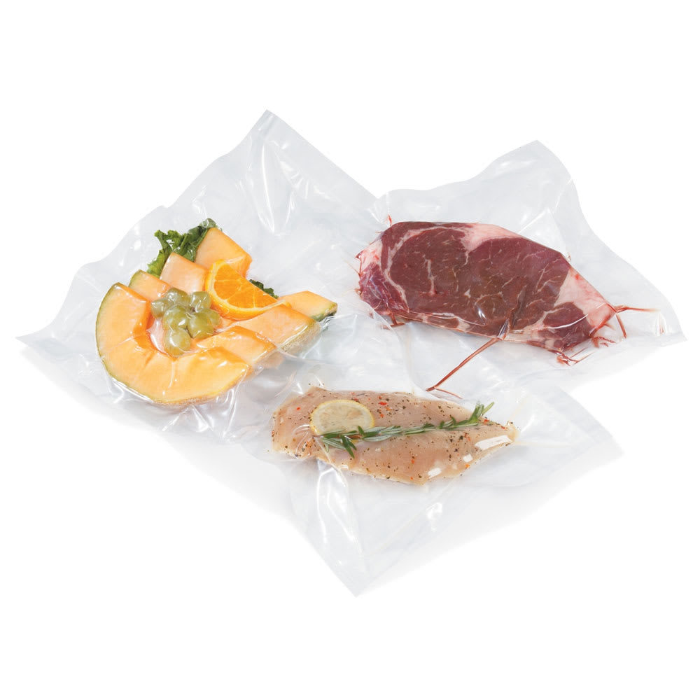 "Vollrath 23850 Vacuum Sealer Bag, 6"" x 8"""