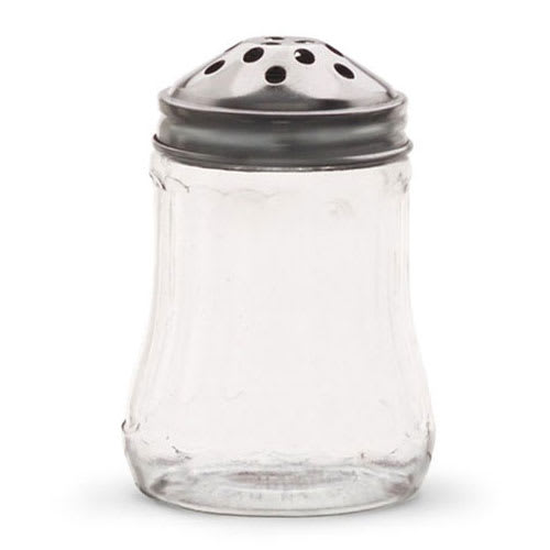 Vollrath 260 4-oz Cheese Shaker - Stainless Cap, Poly