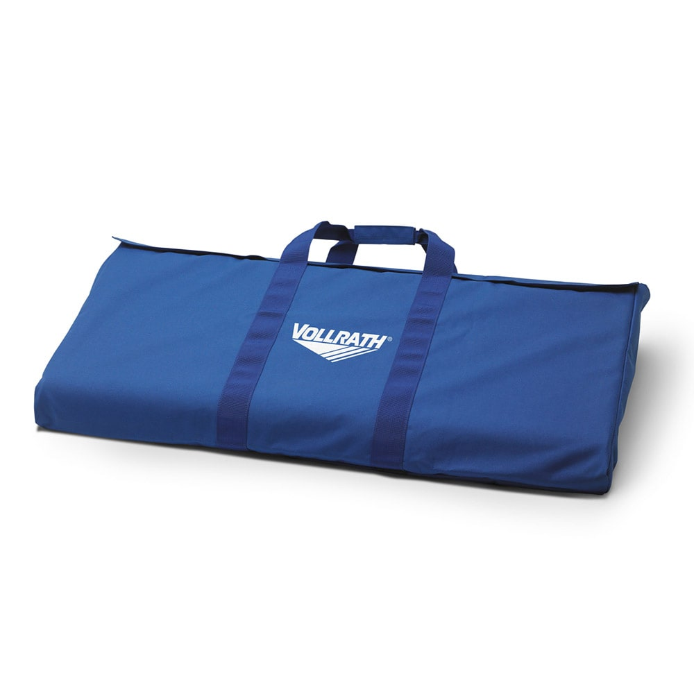 "Vollrath 2622410 24"" Breath Guard Storage Bag - Blue"
