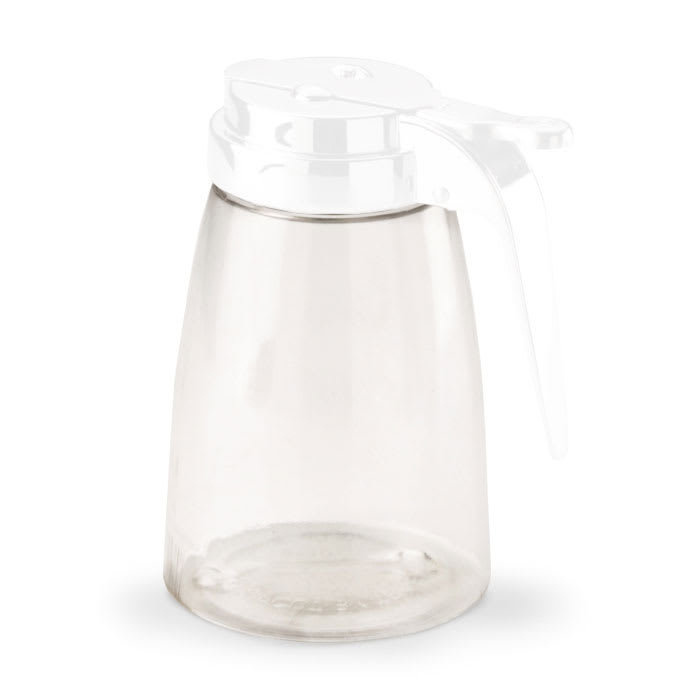 Vollrath 2710LJ 10 oz Syrup Server Replacement Jar - Clear