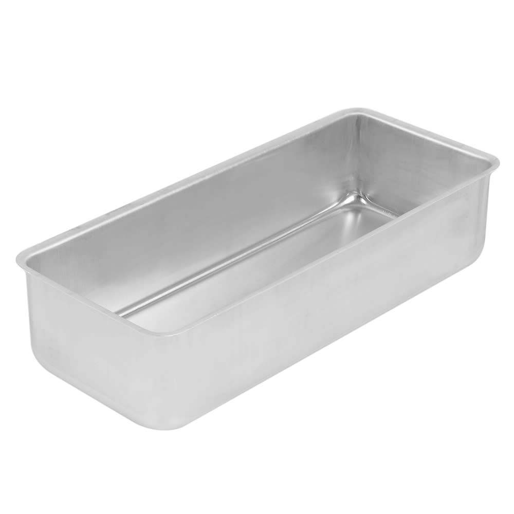 "Vollrath 2773L Loaf Pan - 11-1/4x4-1/2x2-3/4"", Aluminum"