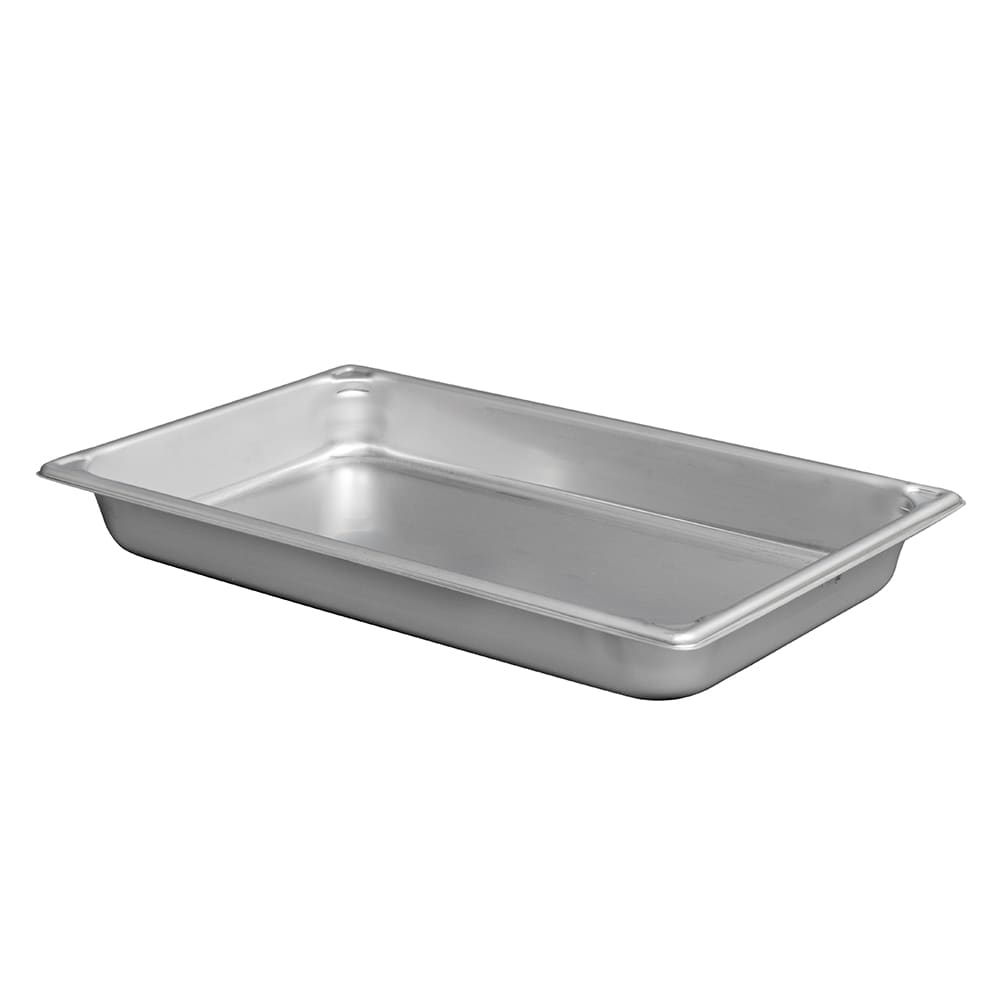 Vollrath 30020 Super Pan Full-Size Steam Pan, Stainless