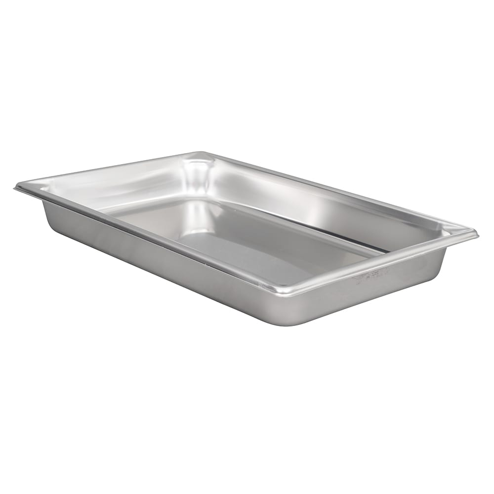 Vollrath 30022 Super Pan V Full-Size Steam Pan, Stainless