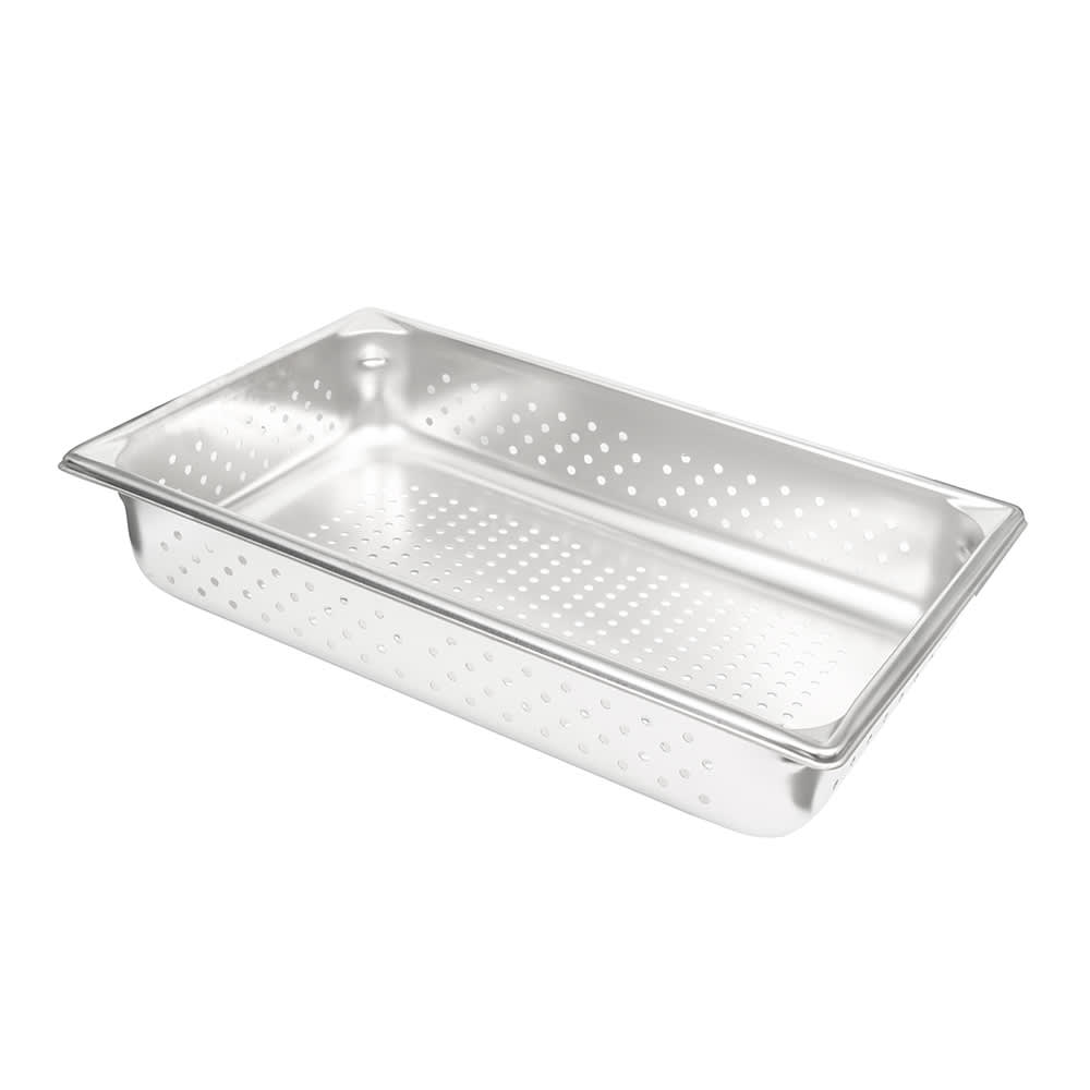 Vollrath 30043 Super Pan V Full-Size Steam Pan, Stainless