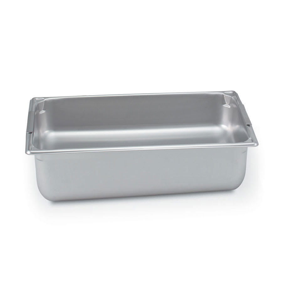 Vollrath 30066 Super Pan Full-Size Steam Pan, Stainless