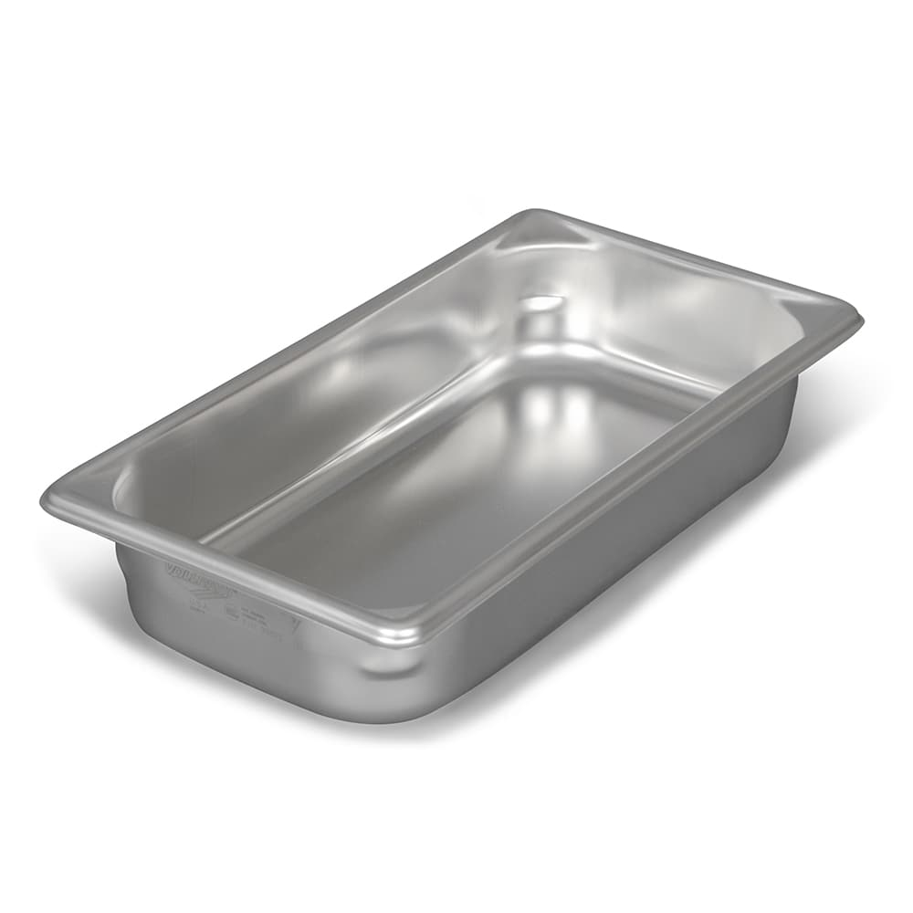 Vollrath 30322 Super Pan V® Third-Size Steam Pan, Stainless