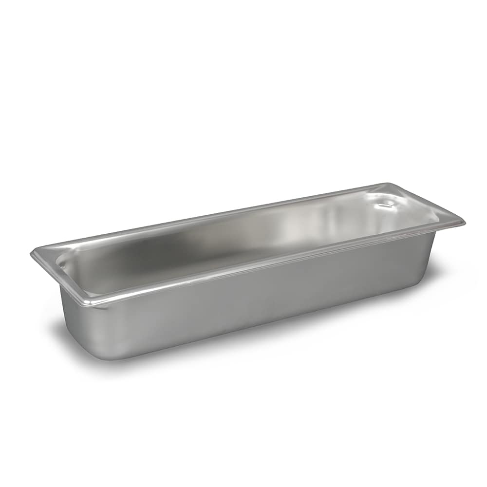 Vollrath 30542 Super Pan V Half-Size Steam Pan, Stainless