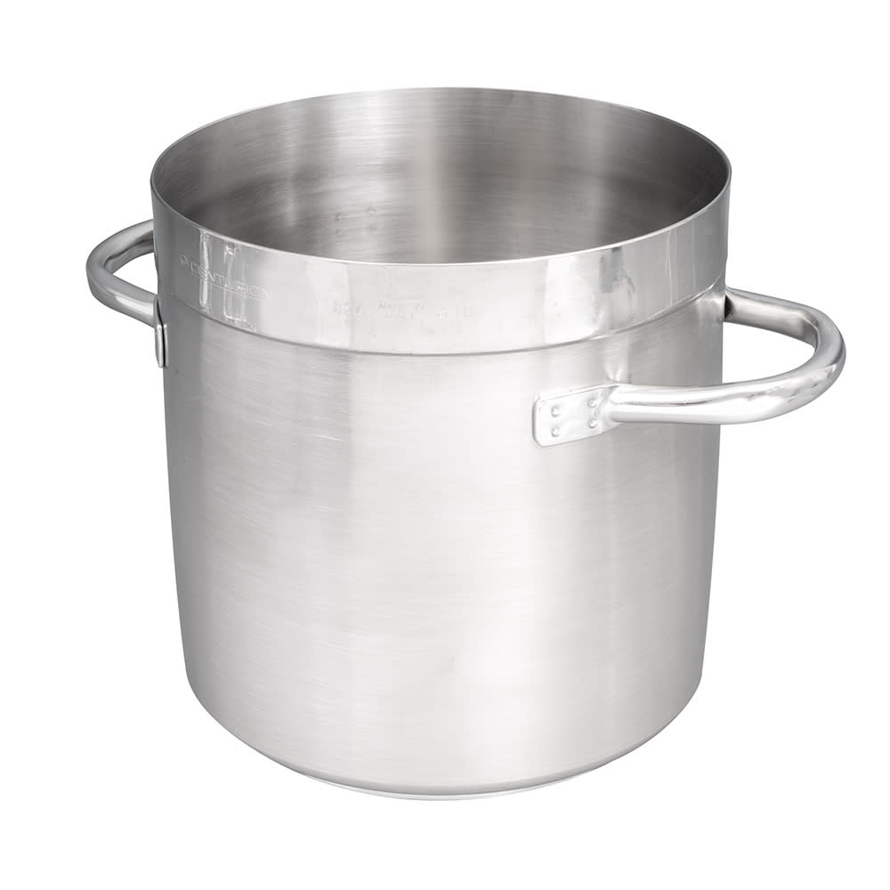 Vollrath 3101 6.5 qt Stainless Steel Stock Pot - Induction Ready