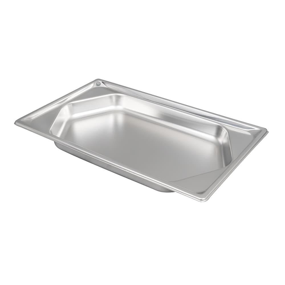 Vollrath 3101220 Super Pan Shapes Full-Size Steam Pan - Hexagon, Stainless