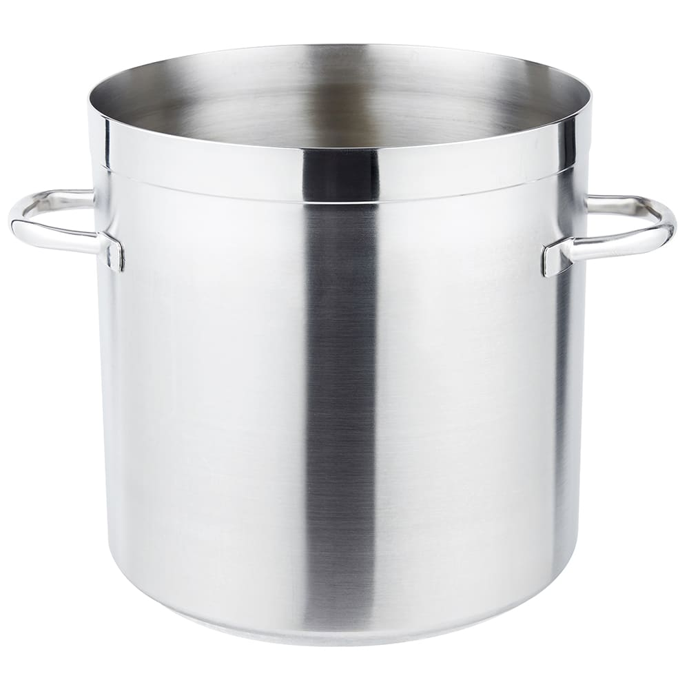 Vollrath 3104 17.5 qt Stainless Steel Stock Pot - Induction Ready