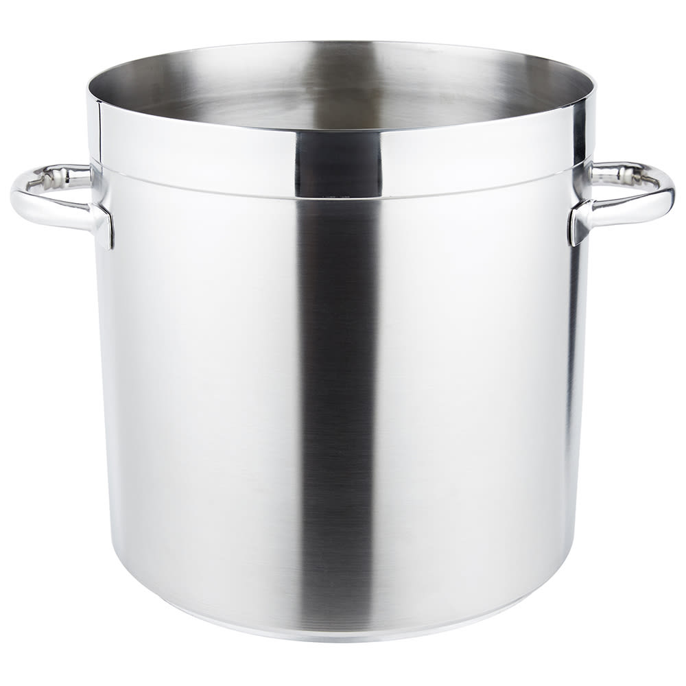Vollrath 3109 38-qt Stainless Steel Stock Pot - Induction Ready