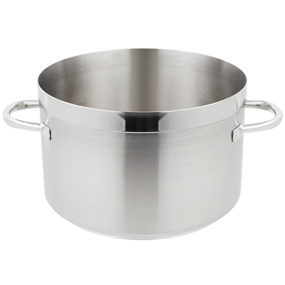 "Vollrath 3203 11.5 qt Stainless Sauce Pot - 11"" x 7"""