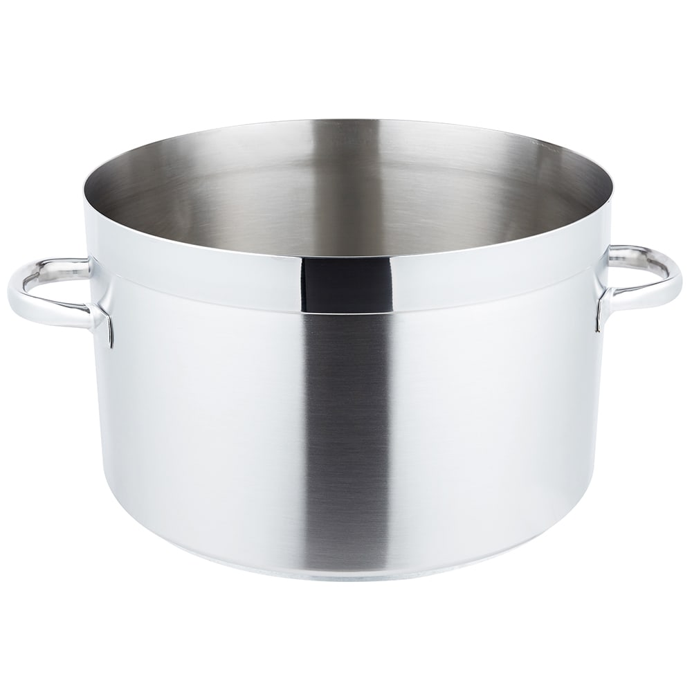 "Vollrath 3208 32.75-qt Stainless Sauce Pot - 15.75"" x 9.5"""