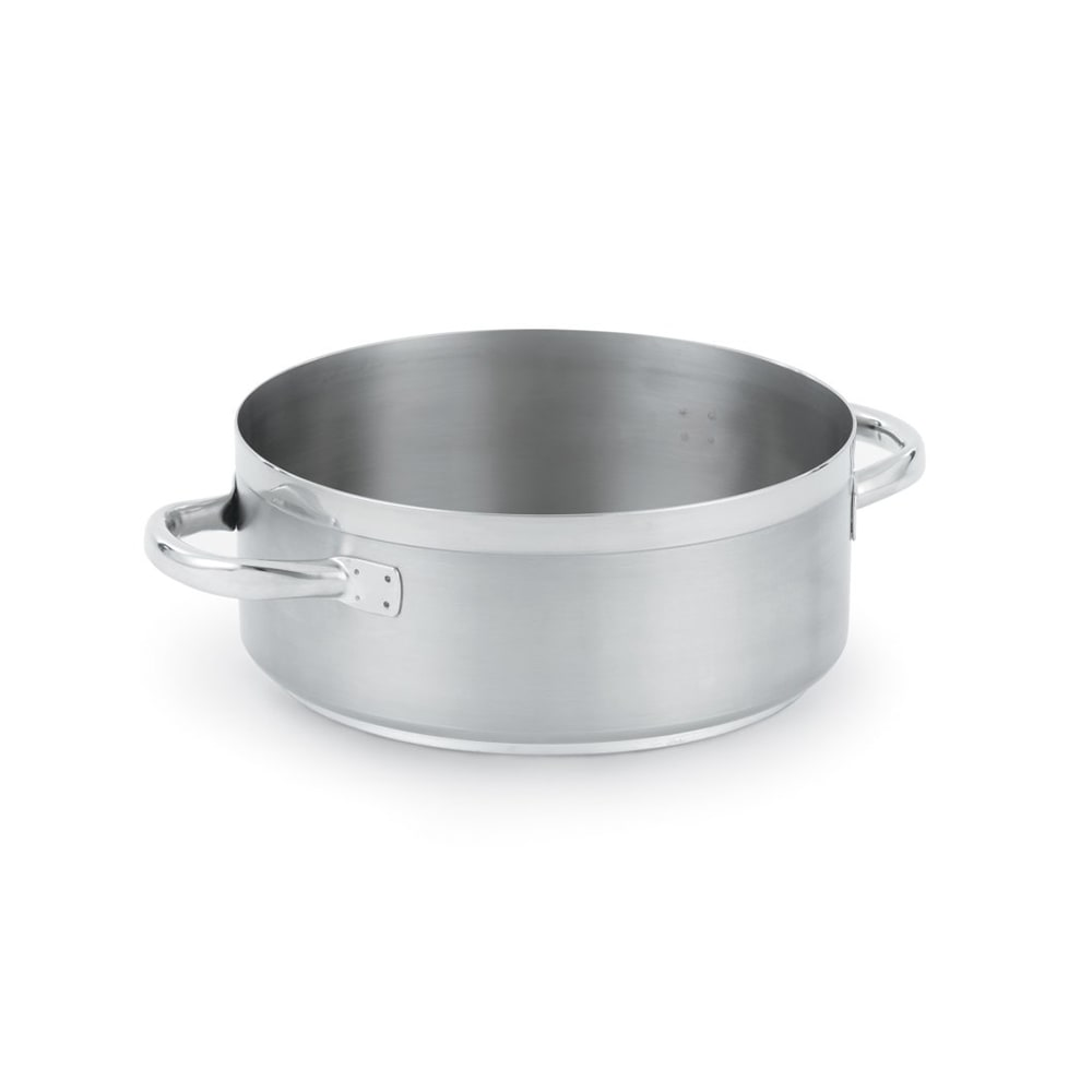 Vollrath 3304 4.5-qt Stainless Steel Braising Pot