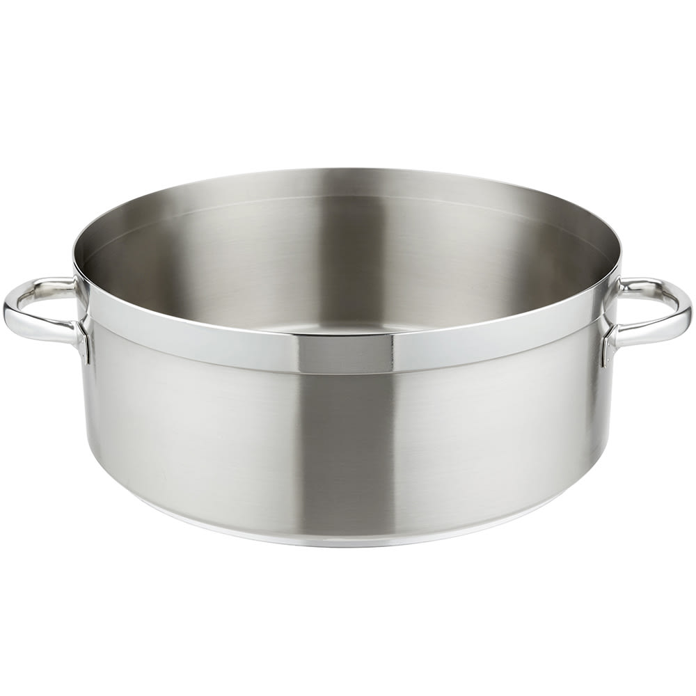 Vollrath 3328 28.5-qt Stainless Steel Braising Pot