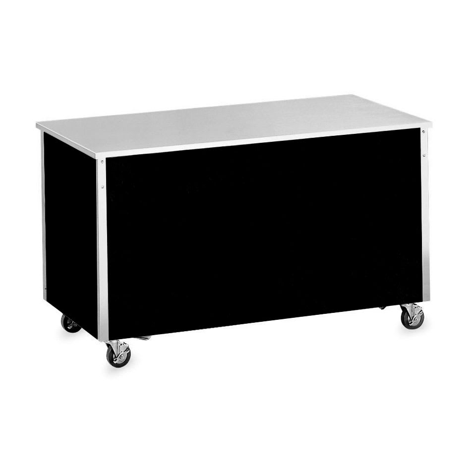 """Vollrath 36221 46"""" Utility Station - 27x46x28"""", Enclosed Base, Stainless Top"""