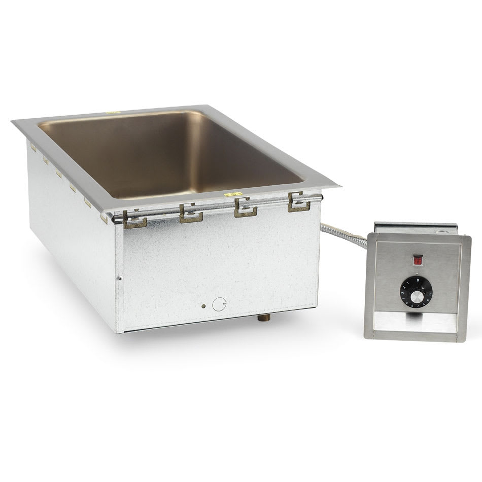 Vollrath 36369 Drop-In Hot Food Well w/ (1) Full Size Pan Capacity, 208 240v/1ph
