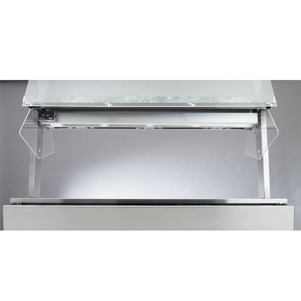 "Vollrath 36412 60"" Heat Strip with Lights- For Server Unit"