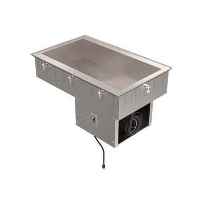 "Vollrath 36442 42"" Drop-In Refrigerator w/ (3) Pan Capacity, Cold Wall Cooled, 120v"